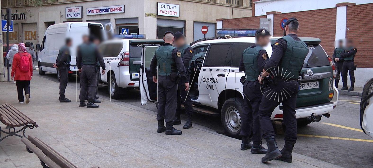 Los informes de ADN implican a los detenidos en Ceuta por un crimen cometido en Salamanca