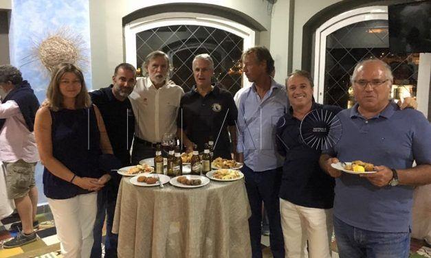 El 'Ceuta Sí', vencedor de la VIII prueba del VII Campeonato Interclubs del Estrecho en la clase ORC 2