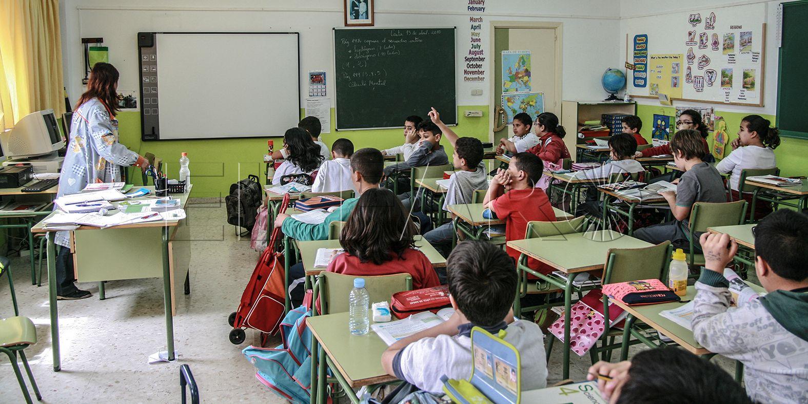 El cupo docente aumenta por tercer año consecutivo hasta 1.292,5 maestros y profesores