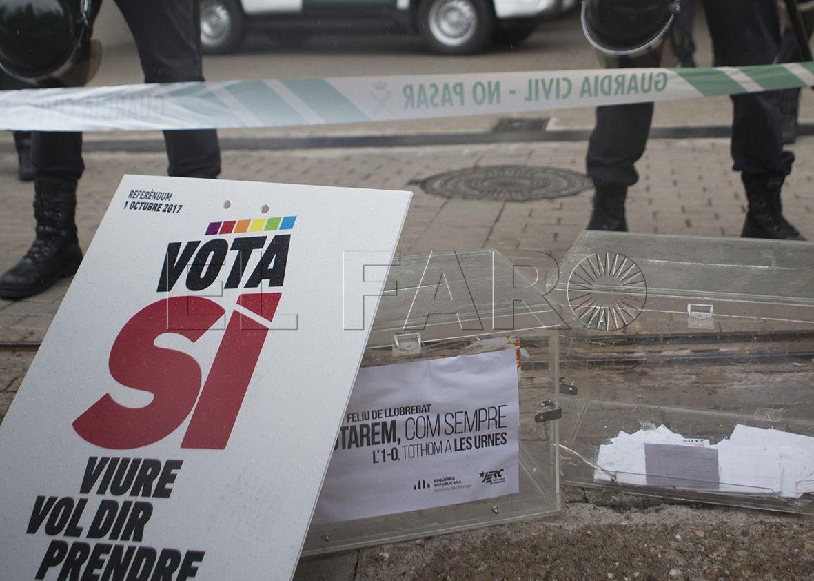 España, cataluña y la inseguridad jurídica