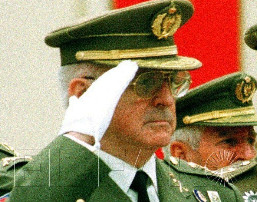 Fallece el general José Faura, exjefe de Estado Mayor