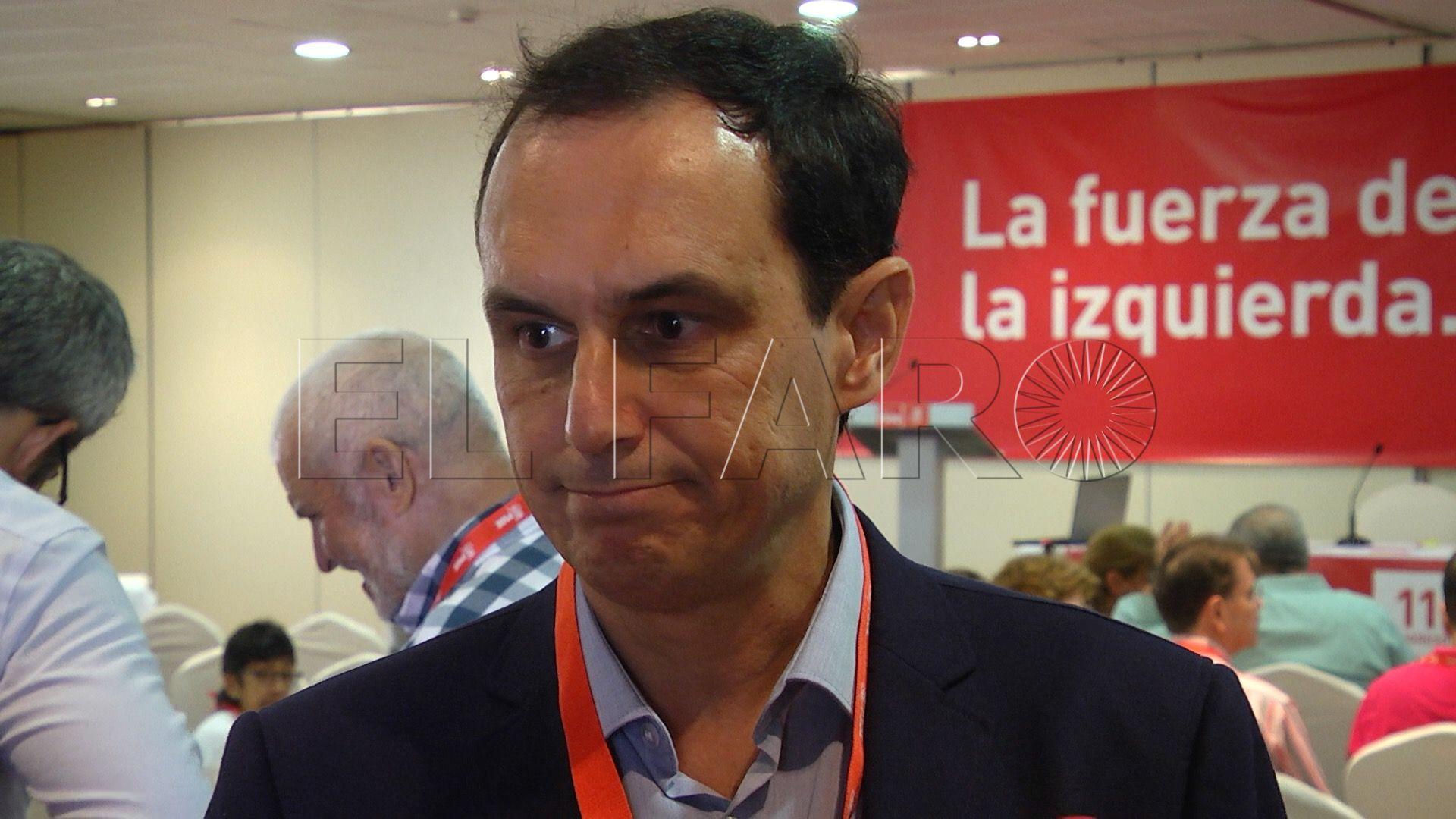 """Hernández dice que los motivos de García Muñiz para rechazar su cargo son """"estrictamente personales y de última hora"""""""