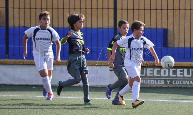 La FFCE celebra la 'Semana del fútbol base'