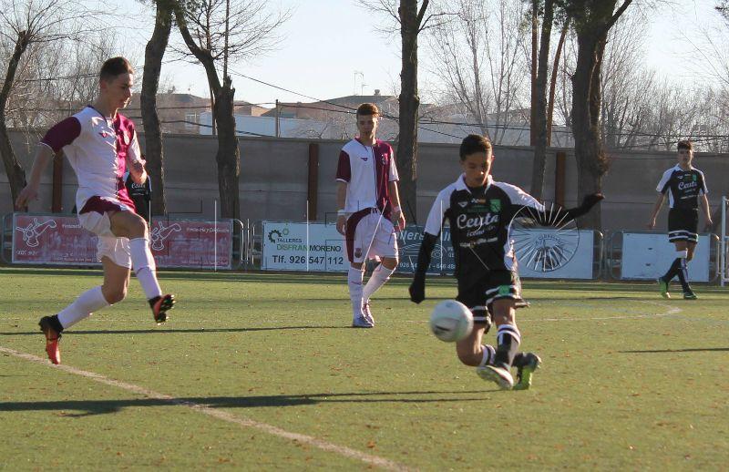 Ceuta acogerá la 1ª Fase del Nacional Cadete y Juvenil y la selección Regiones UEFA viajará a Madrid