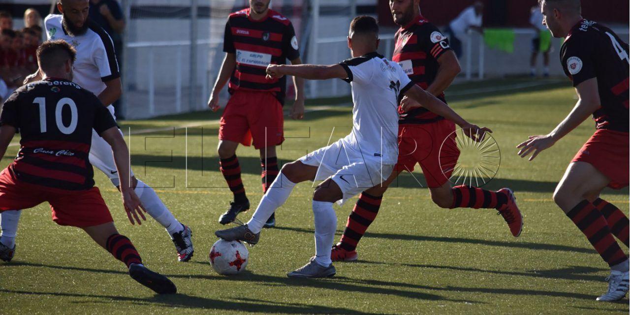 El Ceuta, en los puestos medios de la clasificación