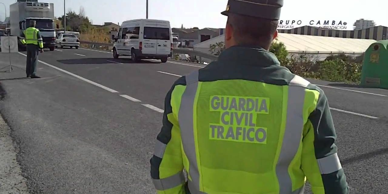 Detenido en Málaga un ceutí por circular con su motocicleta a más del doble de la velocidad permitida