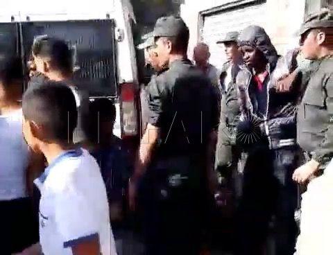 Andalucía Acoge denuncia las redadas en los montes marroquíes