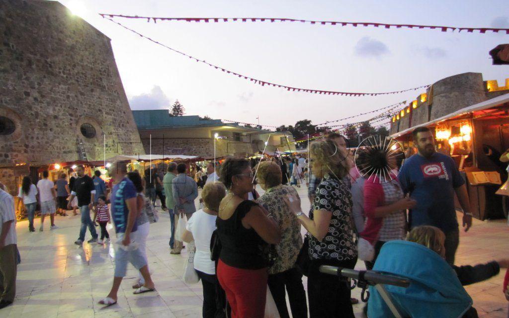 El mercado medieval abrirá mañana con más de 60 puestos de productos artesanos