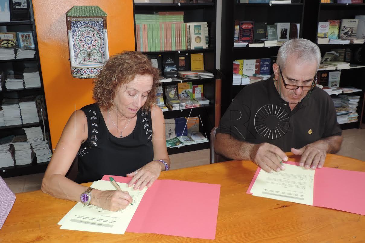 Digmun desarrollará el Proyecto Integrados en las instalaciones del Centro Cultural Al Idrissi