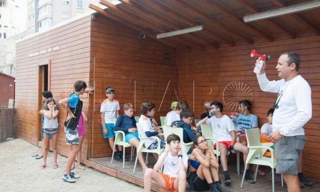 Numerosos participantes el primer día de la 'III Regata Ceuta.Sí'