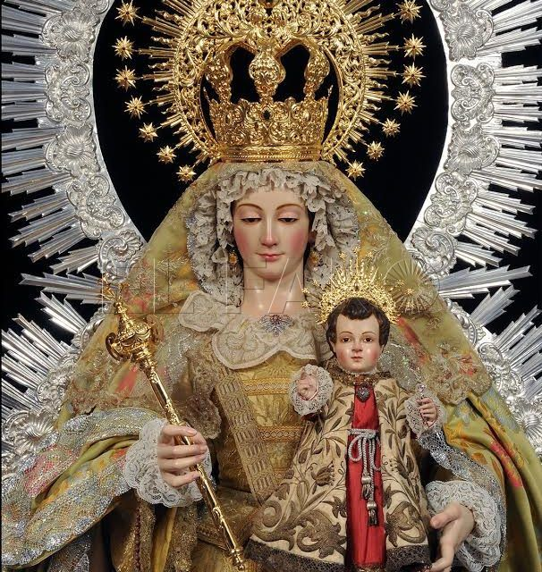 La Virgen de los Remedios volverá a procesionar el día 23