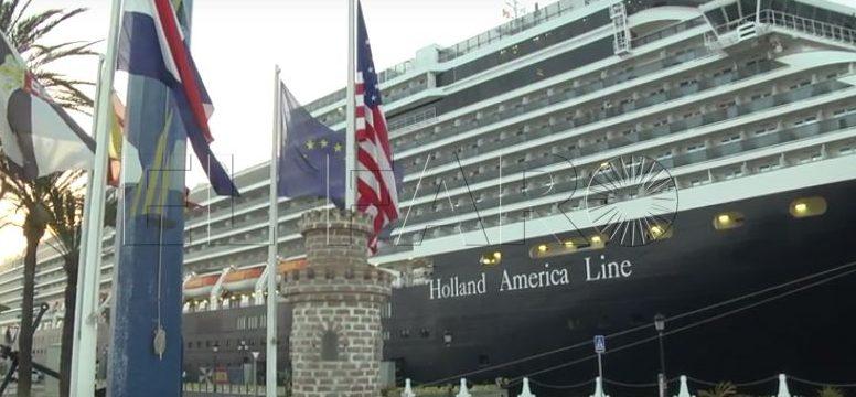 El crucero 'Westerdam' volverá a hacer escala en Ceuta este viernes