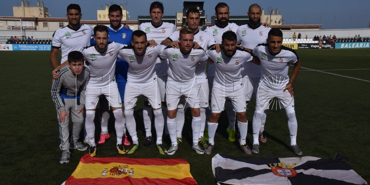 La Lebrijana sorprende al Ceuta en el Murube (0-2)