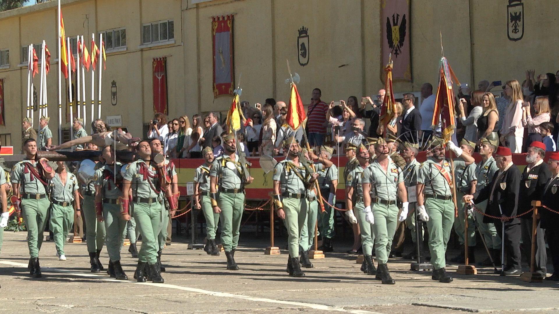 Conmemoración de la creación de la IV Bandera Cristo de Lepanto de ...