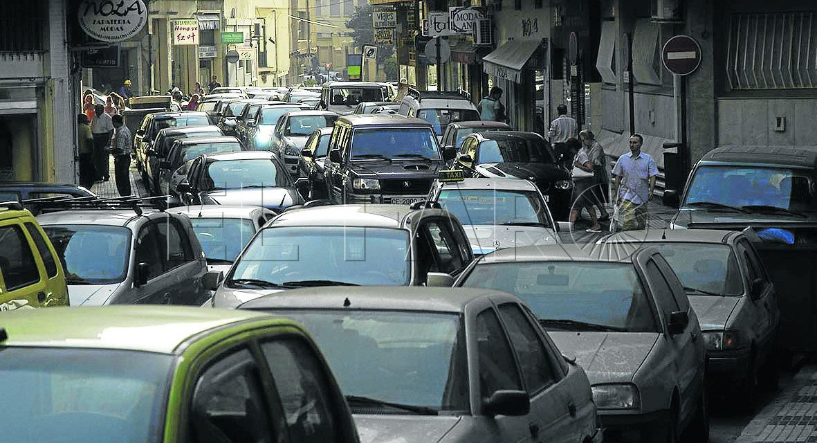 Las ventas de coches usados disminuyó un 12,6% en nuestra ciudad en octubre