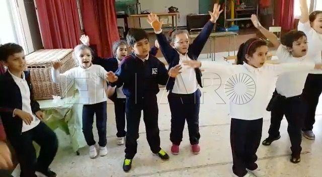 El 'Rosalía de Castro' disfruta este curso del MUS-E