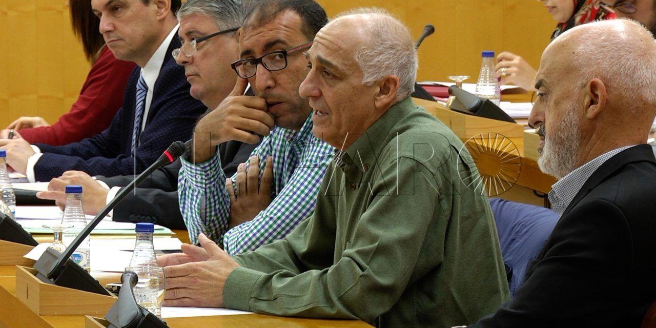 El pleno debatirá corregir el mapa de lenguas minoritarias de España para incluir el árabe ceutí
