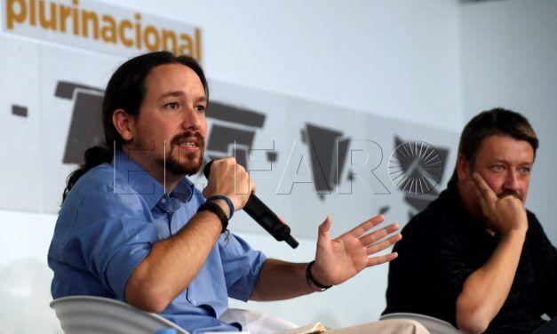 """Iglesias pide a Montilla que """"no desprecie"""" a Ceuta y Melilla"""