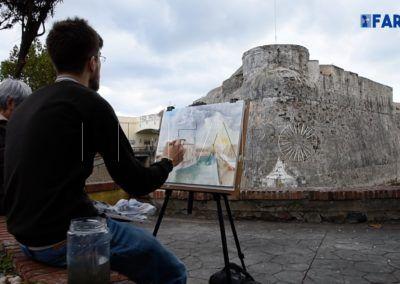 Ceuta, cuna internacional de la acuarela