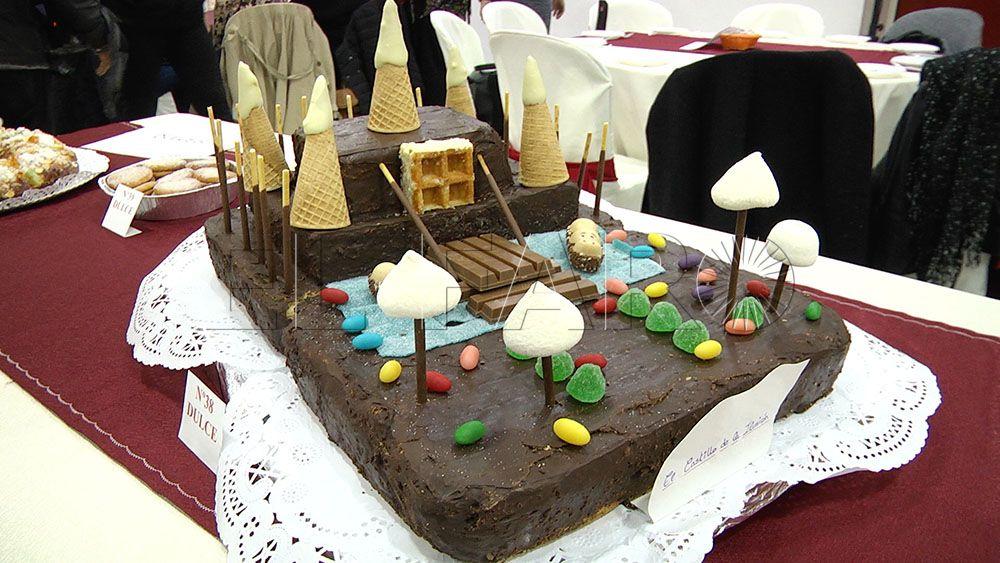 Concurso de platos dulces y salados del centro del mayor for Platos dulces