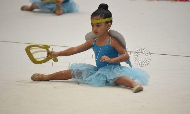 FOTOS | Gala benéfica de gimnasia rítmica