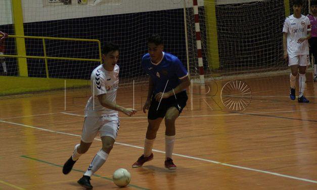 El Sevilla Futsal sorprende al Puerto