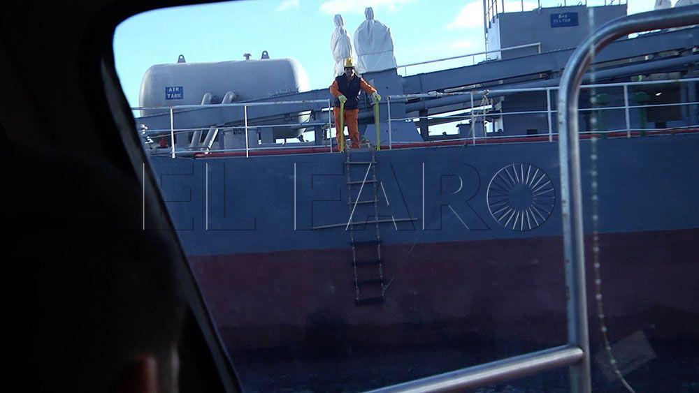 Prácticos de puerto