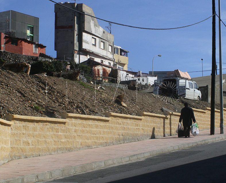 El nuevo aparcamiento de Pozo Rayo albergará 75 plazas para vehículos