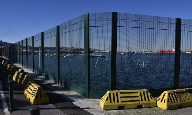 La Autoridad Portuaria invierte 900.000 en reforzar la seguridad