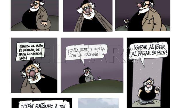 El rincón del humor, de Vicente Álvarez