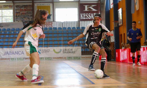 La Sub-17 cede en la segunda parte frente a Extremadura (7-3)