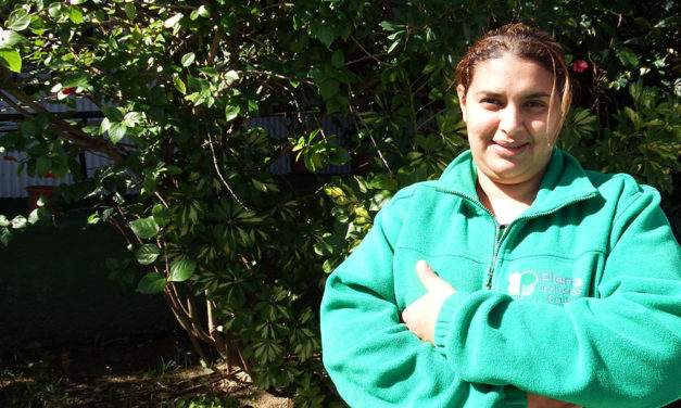 Karima Mohamed Mohamed, premio a la Mujer Trabajadora de Plena inclusión Ceuta