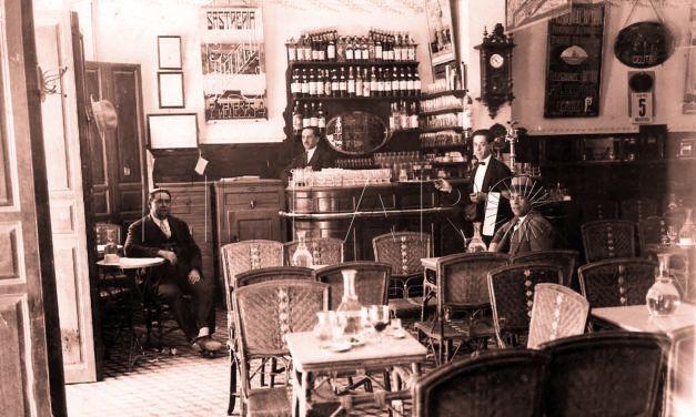 El Café La Perla y las Murgas