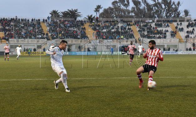 El derbi se queda en Ceuta