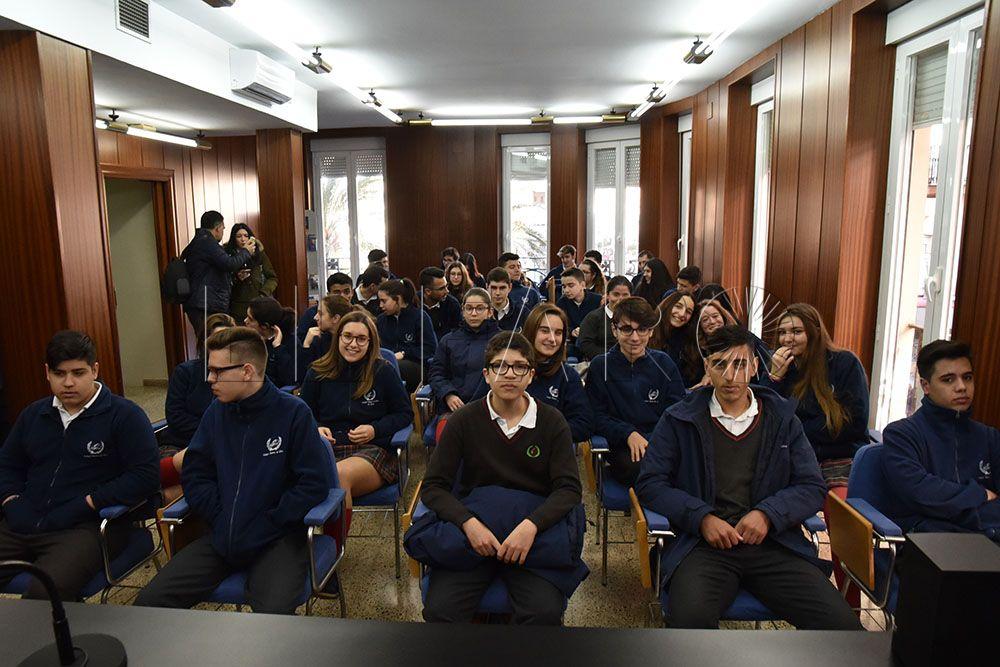 Fotos El Beatriz De Silva Visita El Colegio De Médicos De Ceuta
