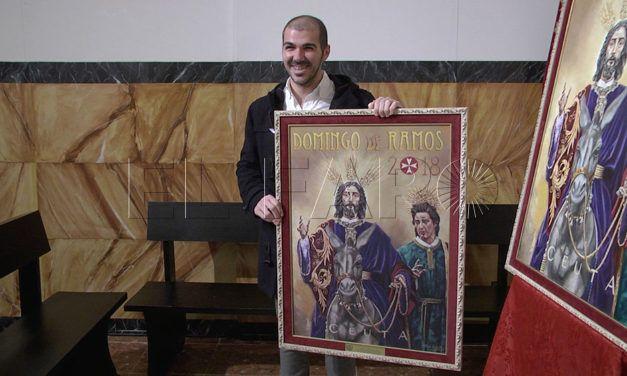 'La Pollinica' presenta el cartel anunciador del Domingo de Ramos