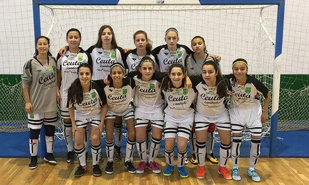 Ceuta finaliza con una nueva derrota (0-4)