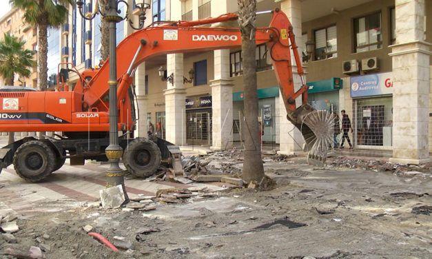 """Caballas preguntará a la Ciudad por qué ahora es necesario """"rehacer cálculos"""" de las obras de Gran Vía"""