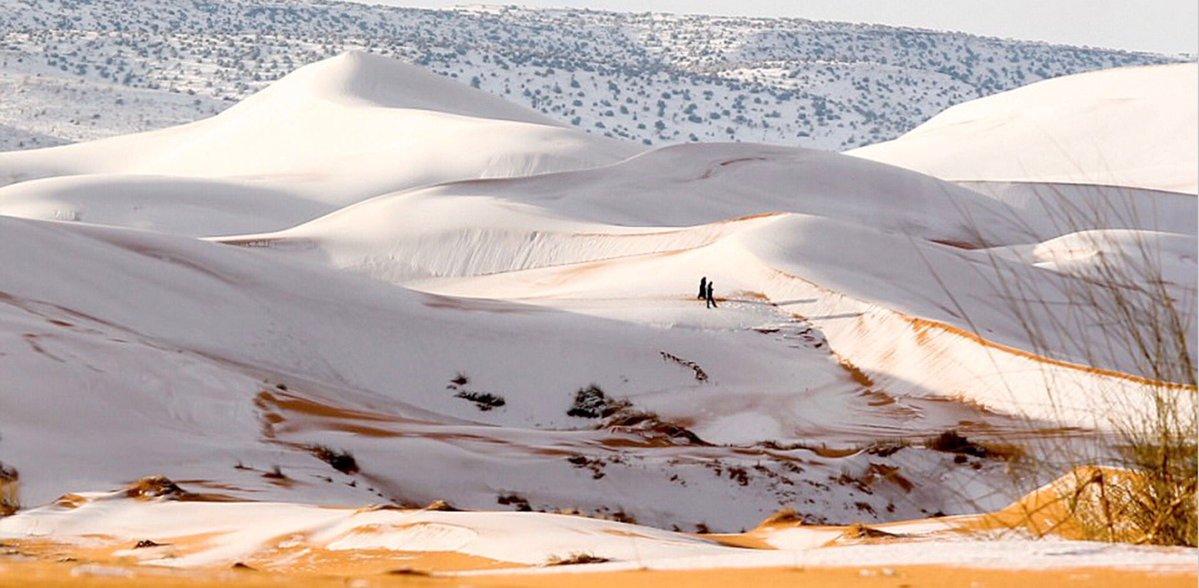 Suspenden las clases en casi 900 escuelas de Marruecos por el temporal de nieve