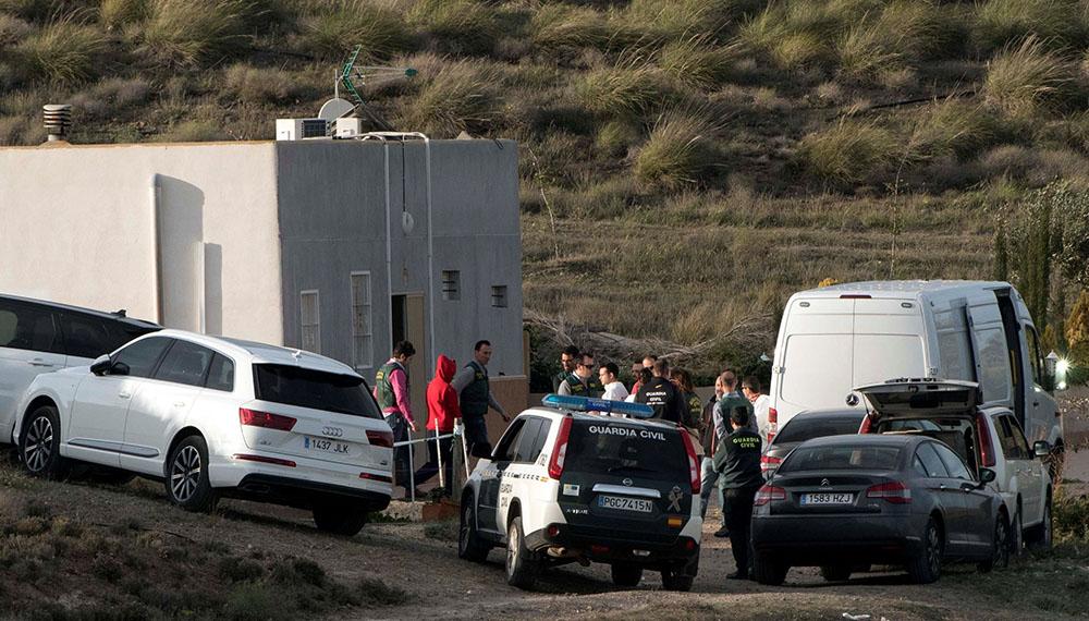 Caso de Gabriel en Níjar (Almería): Ana Julia reconstruye el crimen tras reconocer que fue la autora