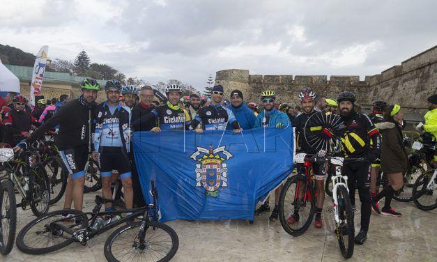 Cádiz y Málaga, las ciudades más representadas en la Cuna de la Legión de Ceuta