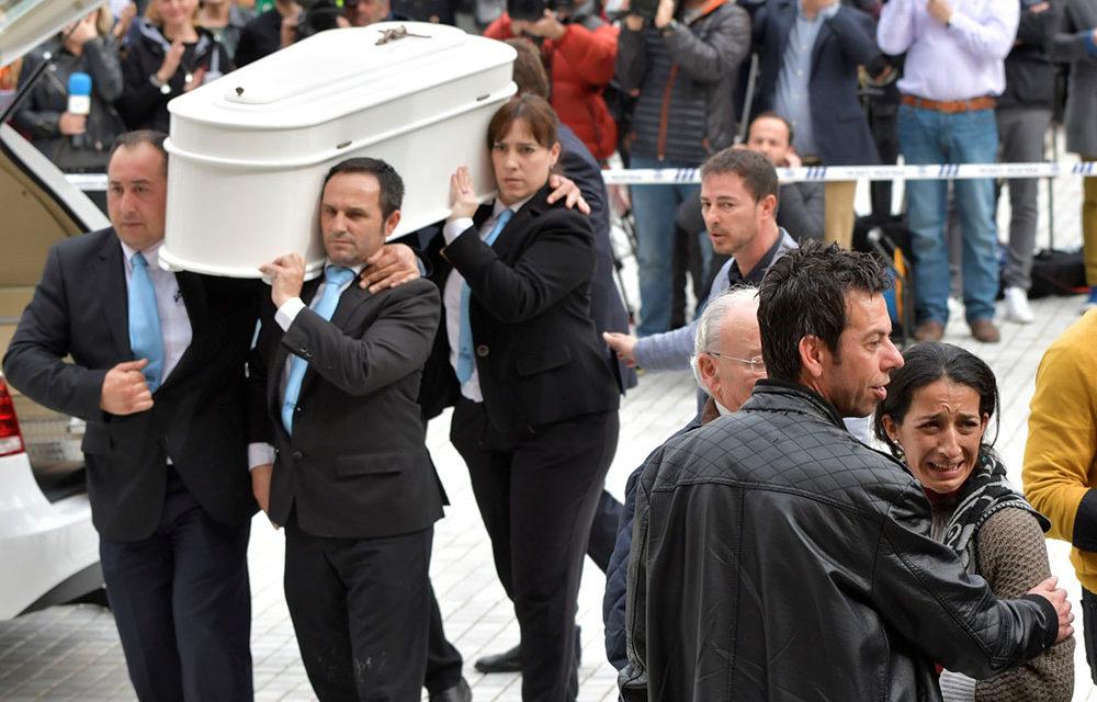 Caso Gabriel Cruz en Níjar (Almería): El juez paraliza la incineración del niño