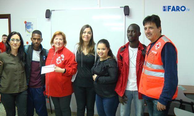 San Antonio se 'enamora' con el ERIE de Cruz Roja