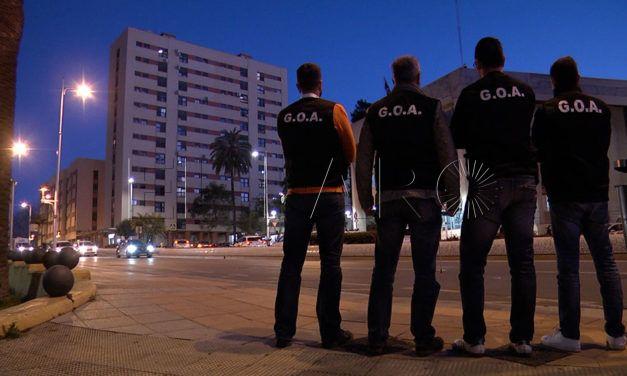 'En la piel de…' los GOA de la Policía Local: la cara oculta de la seguridad ciudadana