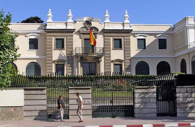 Detenidos en Marruecos dos funcionarios del Consulado español de Rabat
