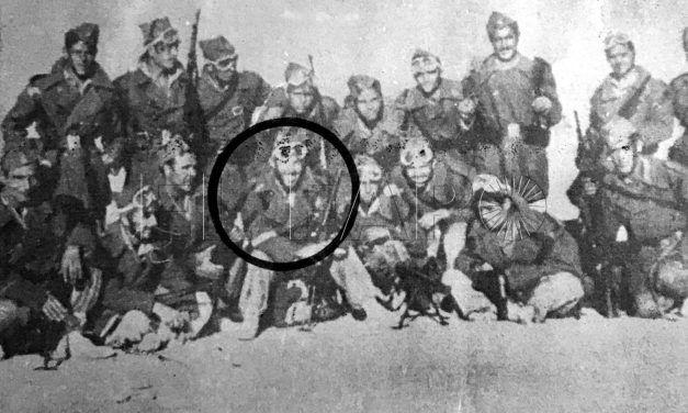 La Guerra de Ifni-Sáhara 1957/58: Un jefe que supo cumplir el credo legionario, por Antonio Herrero Andreu