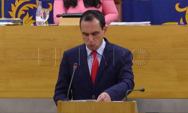 """El PSOE afirma que """"Ceuta está en estado de shock con el Gobierno del PP"""""""