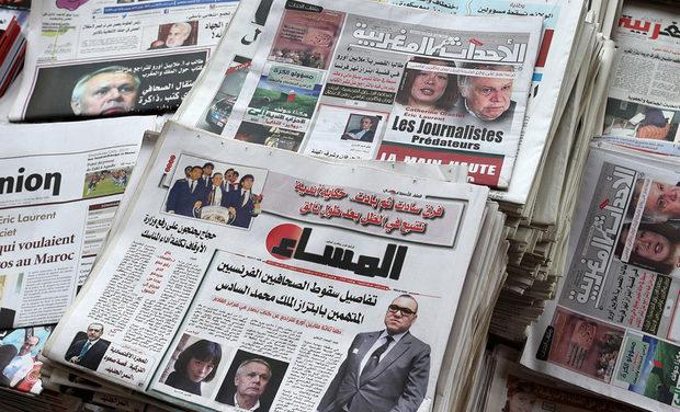 Periodistas extranjeros acreditados en Rabat denuncian censura por parte de Marruecos