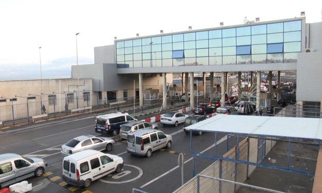 Detenido en Turquía un hombre que actuaba como captador del Estado Islámico cruzando a través del paso del Tarajal de Ceuta