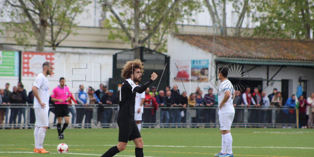 La AD Ceuta FC vence en Arcos y se coloca a un punto del líder